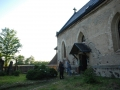 Běleč kostel sv.Mikuláše