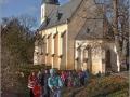Křivoklát kostel sv.Petra