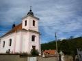 Městečko kostel sv.Jakuba